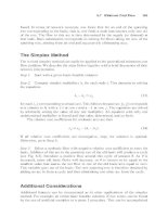 David G. Luenberger, Yinyu Ye - Linear and Nonlinear Programming International Series Episode 1 Part 8 pdf