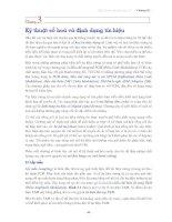 Kỹ thuật thông tin số - Chương 3 pot