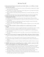 Revison Test 45 doc