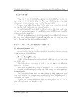 CHUYÊN ĐỀ : CÁC THIẾT BỊ CƠ BẢN TRONG CHẾ BIẾN NÔNG SẢN THỰC PHẨM doc