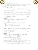 Giáo trình phân tích quy trình ứng dụng nguyên lý của hàm điều hòa dạng vi phân p2 potx