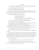 Trắc địa - Phần 4 Đo vẽ bản đồ địa chính - Chương 10 pptx