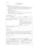 Giáo án lớp 5 môn Lịch Sử: ĐƯỜNG TRƯỜNG SƠN pps