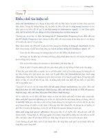 Kỹ thuật thông tin số - Chương 7 pot