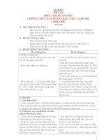 Giáo án lớp 5 môn Lịch Sử: ÔN TẬP HƠN TÁM MƯƠI NĂM CHỐNG THỰC DÂN PHÁP XÂM LƯỢC VÀ ĐÔ HỘ ppsx