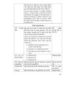 Thiết kế bài giảng tiếng anh 9 tập 1 part 9 pdf