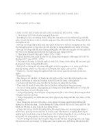 VIỆT NAM XÂY DỰNG CHỦ NGHĨA XÃ HỘI VÀ ĐẤU TRANH BẢO VỆ TỔ QUỐC (1976 – 1986) - 3 pot