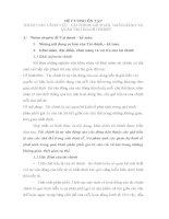 ĐỀ CƯƠNG ÔN TẬP THUỘC CÁC LÃNH VỰC : TÀI CHÍNH KẾ TOÁN, NGÂN HÀNG VÀ QUẢN TRỊ DOANH NGHIỆP
