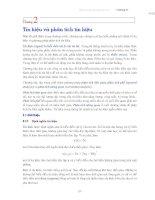 Kỹ thuật thông tin số - Chương 2 pdf