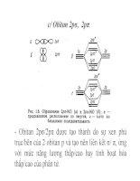 Bài giảng hóa học hữu cơ - Liên kết hóa học part 3 ppt