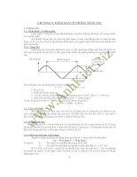 Kiểm soát ô nhiễm môi trường không khí - Chương 5 docx