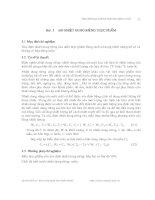 THỰC HÀNH CÁC QUÁ TRÌNH CƠ BẢN TRONG CÔNG NGHỆ THỰC PHẨM - BÀI 3 docx