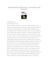 Sáng kiến kinh nghiệm môn tập làm văn lớp 3 – phương pháp dạy và hình thức luyện tập pot