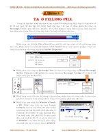Giáo trình phân tích quy trình ứng dụng cấu tạo graphic movie để tạo chuyển động bằng key sence p6 pps