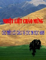 Bai 6 He qua chuyen dong xung quanh mat troi cua Trai Dat potx