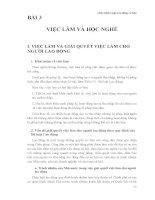 Giáo trình luật lao động về thời gian làm việc Th.s. Diệp Thành Nguyên - 2 doc