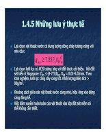 Bài giảng PHƯƠNG PHÁP GIA TẢI TRƯỚC SỬ DỤNG CÁC VẬT THOÁT NƯỚC ĐỨNG ĐÚC SẴN part 10 docx