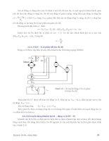 Hệ thống truyền động điện - điều chỉnh tốc độ truyền động - 5 pptx