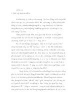 Tiểu Luận Tư Tưởng Hồ Chí Minh về Chống Quan Liêu, Tham Ô, Lãng Phí potx