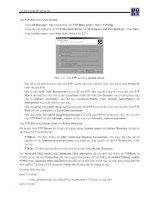 Giáo trình phân tích quy trình ứng dụng một số phương pháp cấu hình cho hệ thống chức năng RAS configue p7 pot