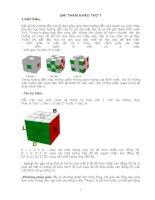 Cách quay rubik 3x3 docx