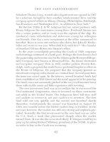THE LAST PARTNERSHIPS Inside the Great Wall Street Money Dynasties phần 3 pdf