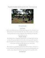 Sáng kiến kinh nghiệm môn kể truyện theo tranh – Cắm trại mùa mưa pot
