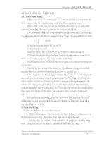 Bài giảng : XỬ LÝ NƯỚC CẤP - CÁC SƠ ĐỒ CÔNG NGHỆ XỬ LÝ NƯỚC, CÁC PHƯƠNG PHÁP XỬ LÝ NƯỚC part 5 ppsx
