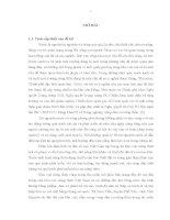 """""""Đánh giá chất lượng các nguồn nước sinh hoạt trên địa bàn xã nam tiến – huyện phổ yên – tỉnh thái nguyên"""""""