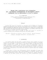 Etude des contraintes de croissance III pdf