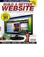 build a better website 2010 PHẦN 1 potx