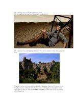 Giáo trình hướng dẫn cách thiết kế lớp nền cho ảnh trong đồ họa Photoshop phần 4 pot