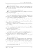 Bài giảng : XỬ LÝ NƯỚC CẤP - QUẢN LÝ, VẬN HÀNH, BẢO QUẢN DƯỠNG CÁC CÔNG TRÌNH THIẾT BỊ TRONG NHÀ MÁY NƯỚC part 2 pps