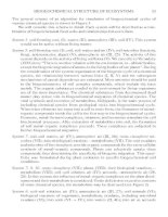 MODERN BIOGEOCHEMISTRY: SECOND EDITION Phần 2 ppt