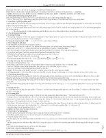 TÀI LIỆU ÔN TẬP VẬT LÝ 12 - Chương VI LƯỢNG TỬ ÁNH pot
