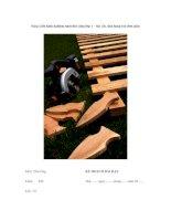 Sáng kiến kinh nghiệm môn thủ công lớp 1 – bài cắt, dán hàng rào đơn giản pdf