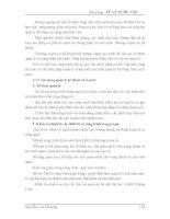 Bài giảng : XỬ LÝ NƯỚC CẤP - QUẢN LÝ, VẬN HÀNH, BẢO QUẢN DƯỠNG CÁC CÔNG TRÌNH THIẾT BỊ TRONG NHÀ MÁY NƯỚC part 3 ppsx