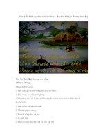 Sáng kiến kinh nghiệm môn âm nhạc – học hát bài Quê hương tươi đẹp pdf