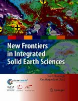 .New Frontiers in Integrated Solid Earth Sciences Phần 1 pot