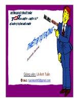 Các loại cảm biến và phương pháp cân chỉnh ppsx