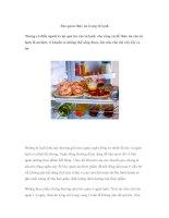 Bảo quản thức ăn trong tủ lạnh pdf
