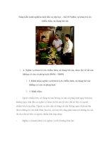 Sáng kiến kinh nghiệm luật dân sự đại học – bài 10 Nghĩa vụ hòan trả do chiếm hữu, sử dụng tài sản doc