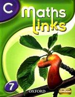 maths links 1