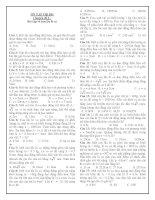 ÔN TẬP THI ĐH Chuyên đề 2 : Bài tập về con lắc lò xo pps