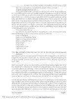 Tài liệu Hướng dẫn kỹ thuật Thí nghiệm xử lý Chất thải - Phần 6 pps