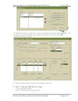 Giáo án môn học: Tin ứng dụng trong Thiết kế cầu part 5 pot