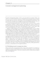 Coastal Planning and Management - Chapter 5 docx