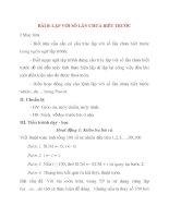 Giáo án Tin Học lớp 8 Ban Tự Nhiên: BÀI 8: LẶP VỚI SỐ LẦN CHƯA BIẾT TRƯỚC ppsx
