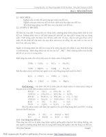 Tài liệu Hướng dẫn kỹ thuật Thí nghiệm xử lý Chất thải - Phần 2 pps