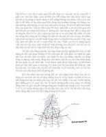 Sổ tay thủy văn cầu đường - TÍNH TOÁN THUỶ LỰC CÔNG TRÌNH CẦU TRONG TRƯỜNG HỢP ĐẶC BIỆT part 4 doc
